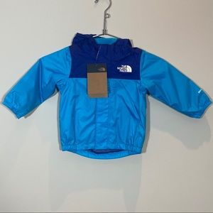 NEW North Face Infant Triclimate Rain Jacket 6-12M